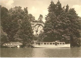 1950 war das Haus ein beliebtes Ausflugslokal.